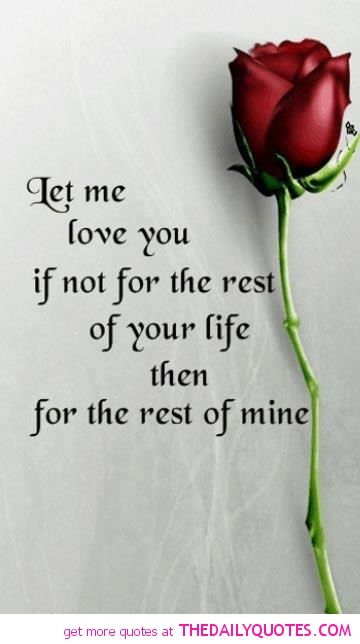 Red Rose Love Quotes Motivational Love Life Quotes Sayings Poems