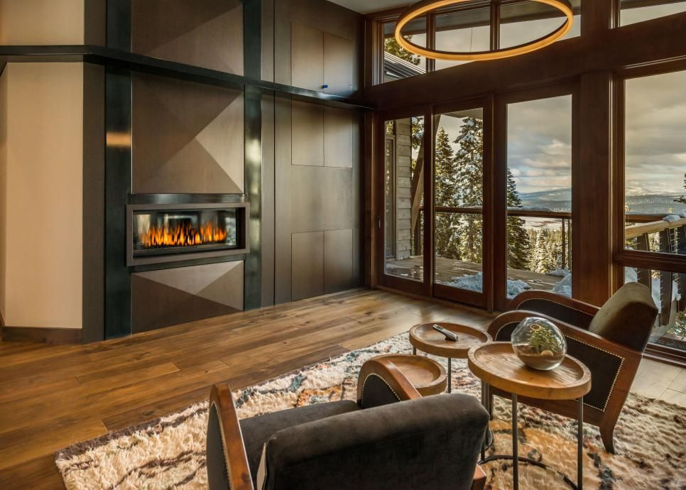 luxurious homes from top designers home style rustic rh pinterest com