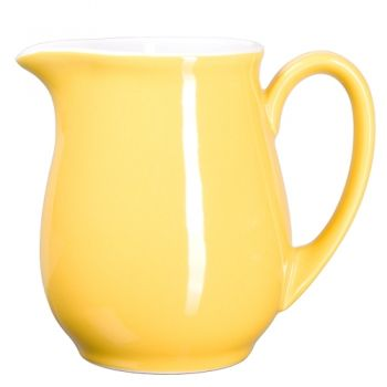 Ajándékötlet: MIX IT! tejkiöntõ sárga porcelán 250ml a Butlerstől