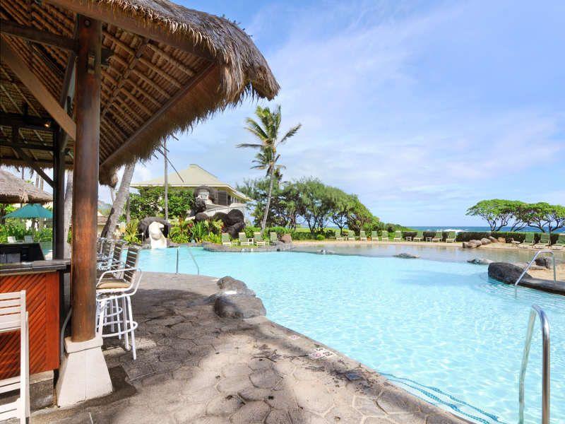 aqua kauai beach resort driftwood bar