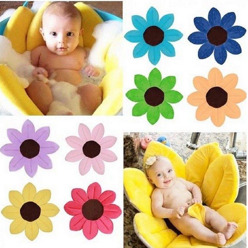 Aliexpress.com : Buy Blooming Bath, flower bath Tub for baby ...