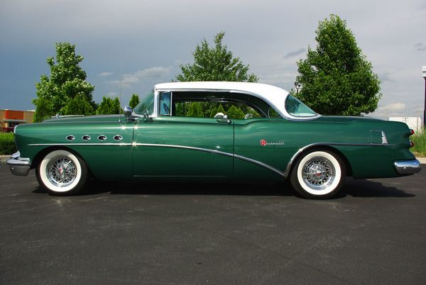1954 buick roadmaster fotos de coches pinterest rh pinterest com mx