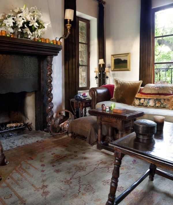 house in a combination of antique and modern styles digsdigs rh pinterest com