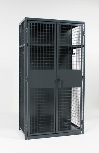WireCrafters TA 50 Military Storage Locker