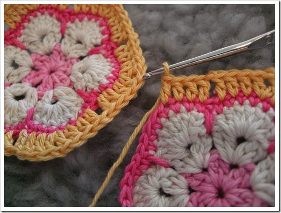 Mia Join On The Go Crochet Patterns Pinterest African Flowers