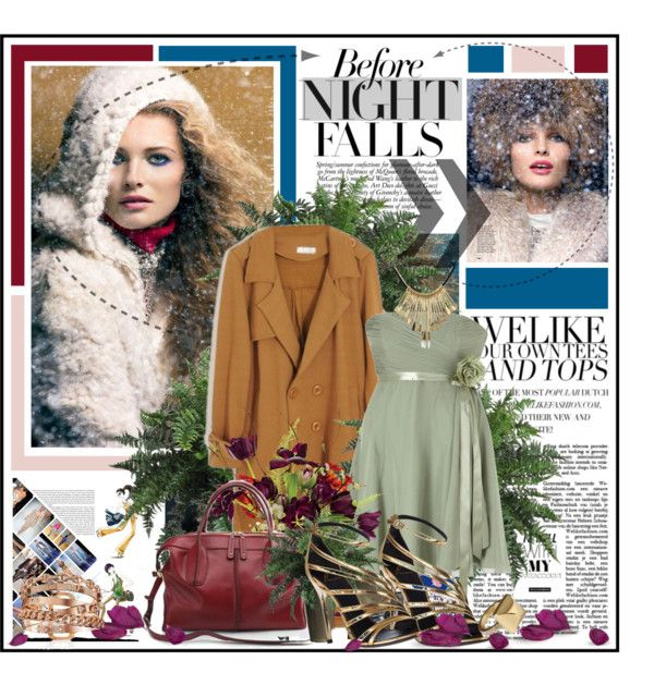 """BEFORE NIGHT FALLS...."" by fashiontake-out on Polyvore"