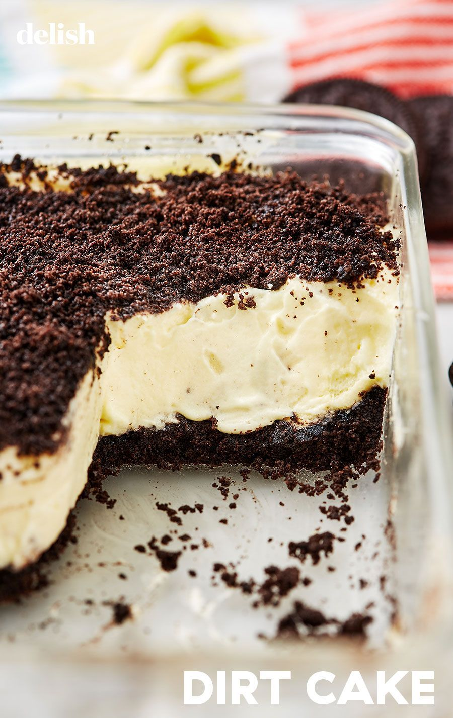 Dirt Cake Is Actually The Best Dessert Ever Recipe Desserts Dirt Cake Fun Desserts