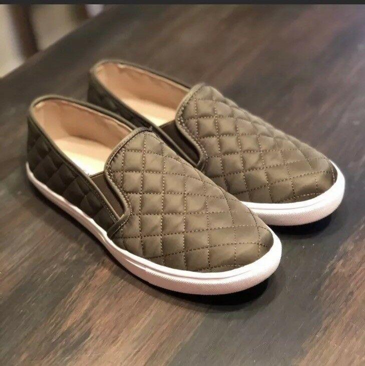 4e0b043b8ed Steve Madden Ecentrcq Women s Slip-On Sneaker SZ 7.5M  fashion  clothing   shoes  accessories  womensshoes  flats (ebay link)