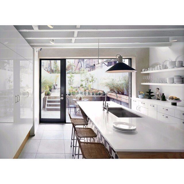 Brooklyn Kitchen Robinson Grisaru Architecture PC Kitchen Gorgeous Brooklyn Kitchen Design