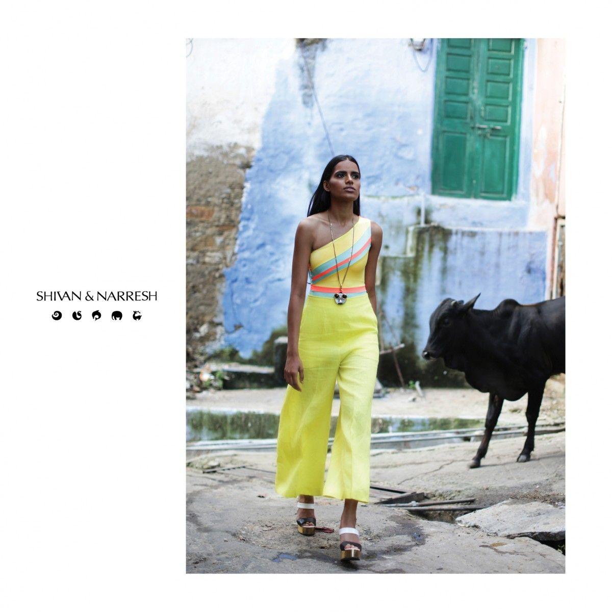 Shivan & Narresh | Look Book