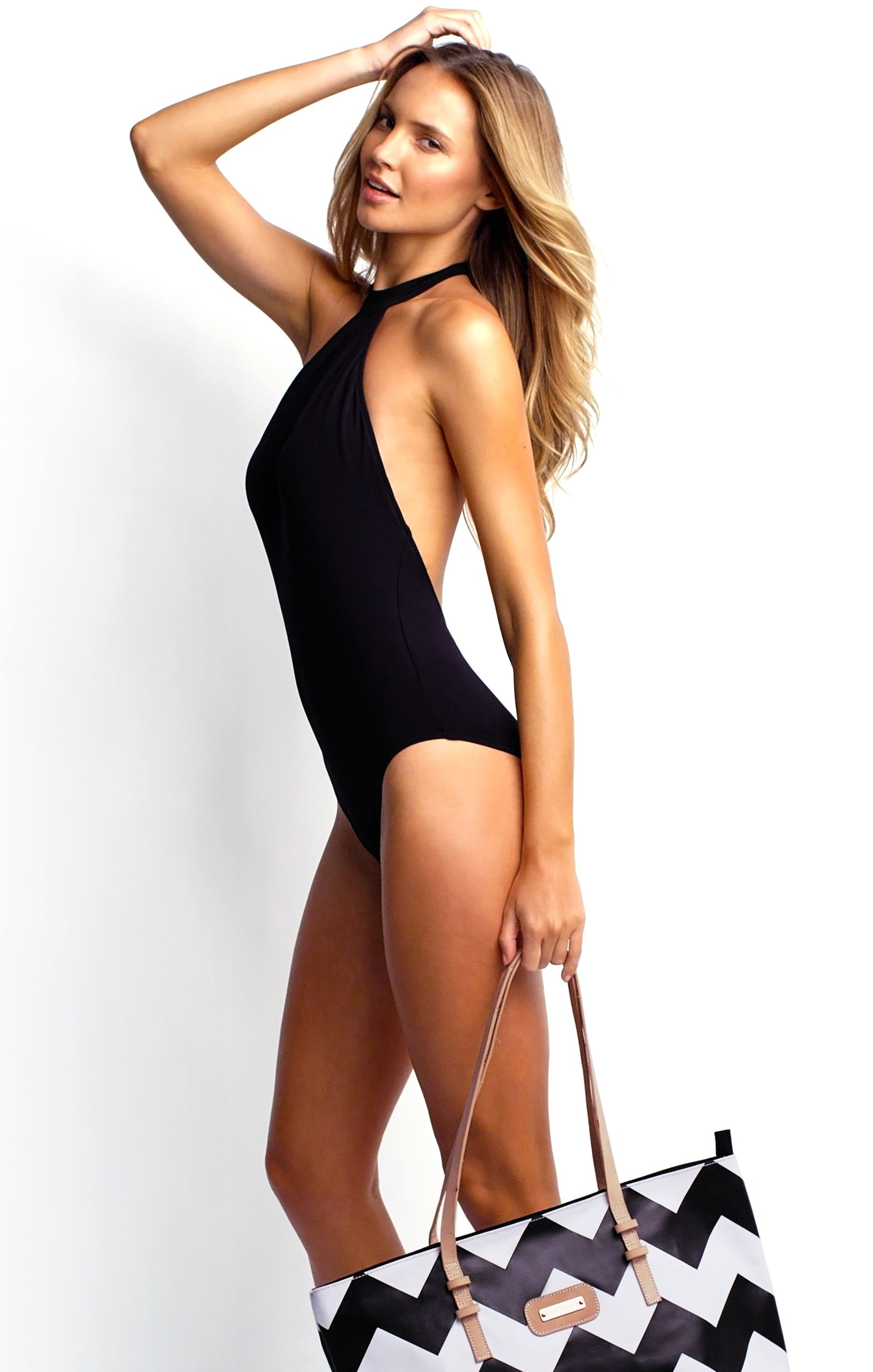Modern Glamour At Its Best This Sophisticated Seafolly Mod Club