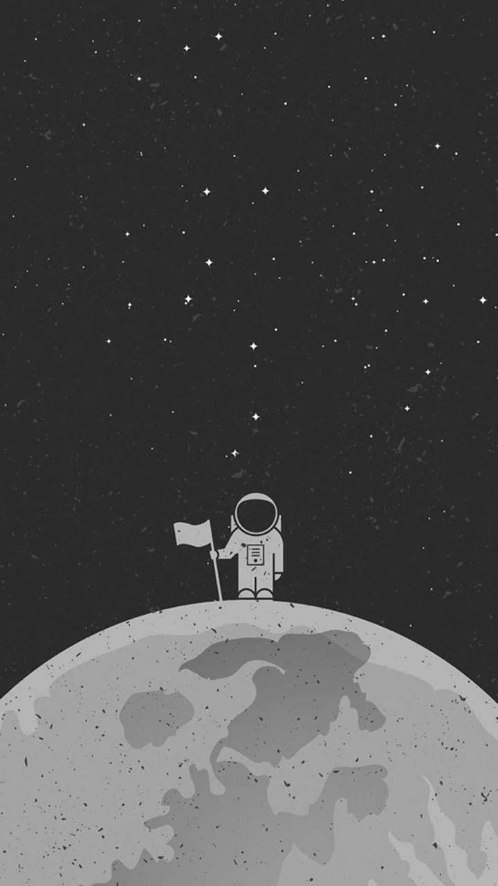 astronauta wallpaper by raviman85 - be - Free on ZEDGE™