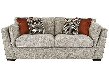 furniture village bailey 3 seater fabric sofa attractive rh pinterest com
