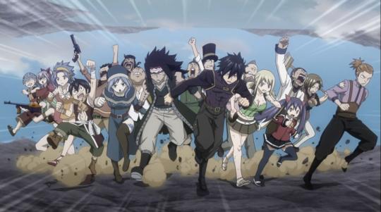 Fairy Tail Erza Tartaros Arc: Manga And Anime