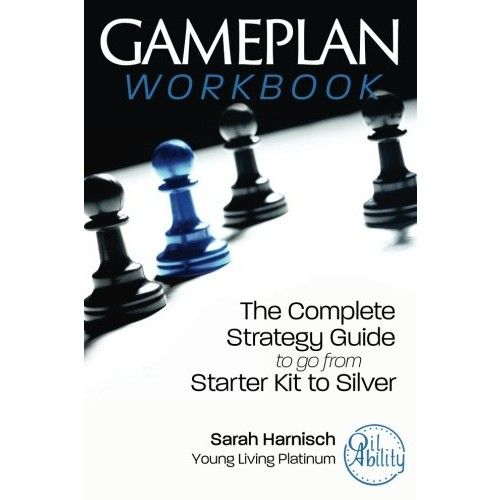 New business builders: This tool will help you make a clear plan and set tangible goals for your Young Living business. By the end of this workbook, you'll have surefire methods of how to market and host classes, develop warm leads, do follow up, train your leaders, and more.