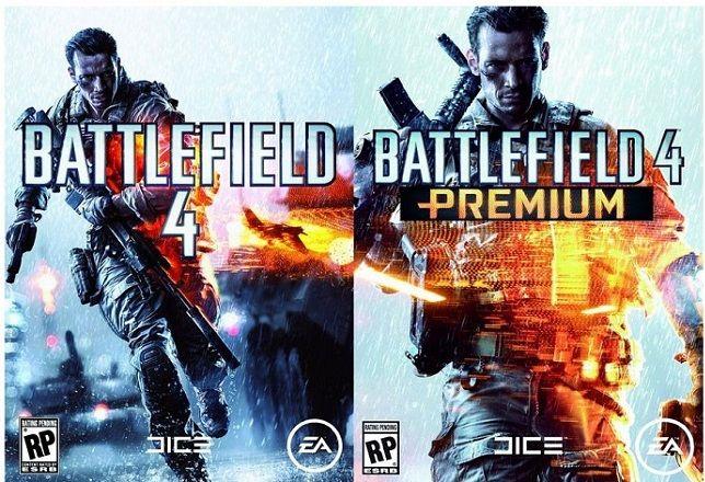 Battlefield 4 Game Battlefield 4 Premium Online Game Code