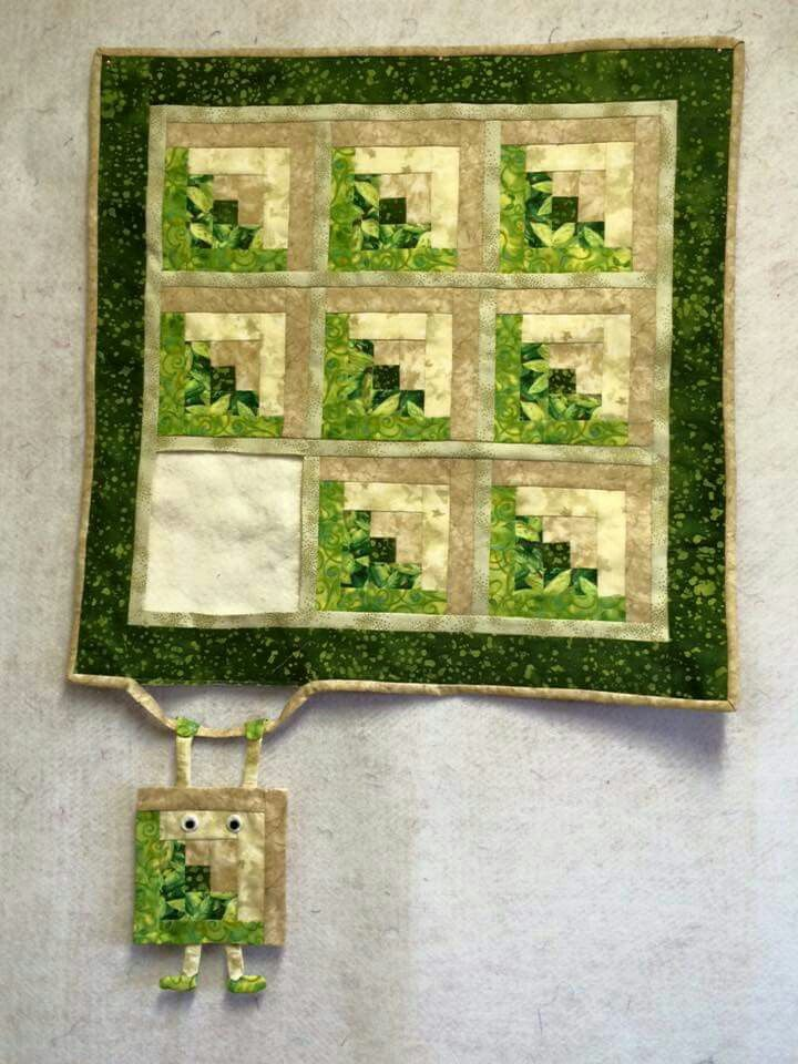 Quilt wall hanging   Craftiness   Pinterest   Blanket and Craft