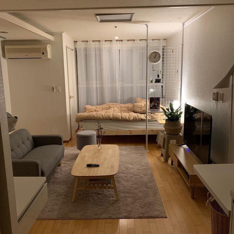Small Studio Apartment Interior Design Ideas Homyracks