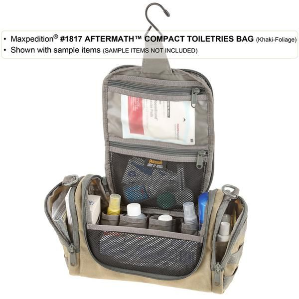 Aftermath Compact Toiletries Bag Toiletry Bag Bags Toiletries