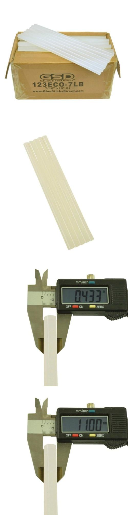 Glue Guns And Sticks 183124 Economy Hot Melt Glue Sticks 7 16 X 10 125 7 Lbs Bulk Buy It Now Only 43 09 On Ebay Sticks Economy Glue Sticks Stick