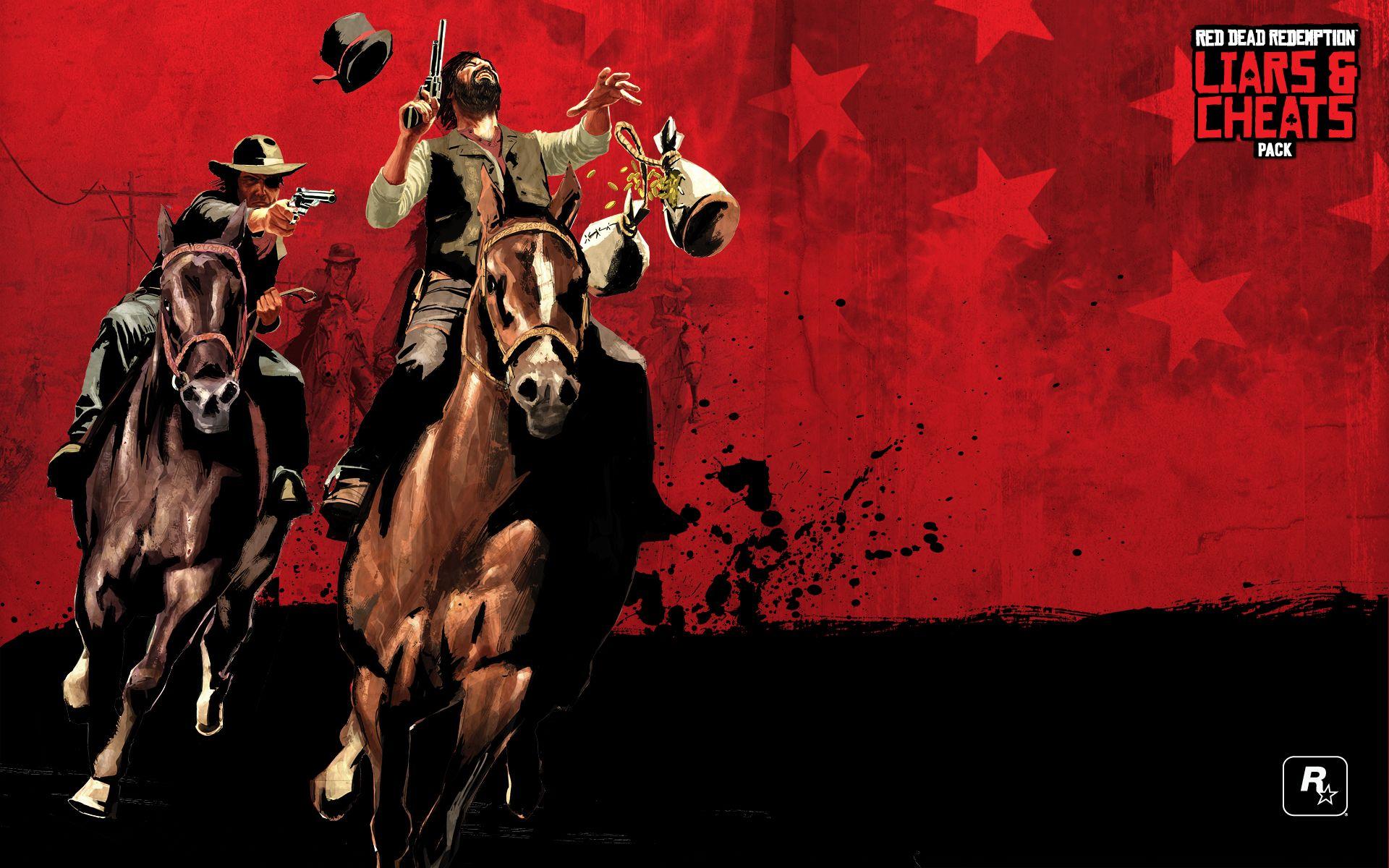 Red Dead Redemption By Rockstar Red Dead Redemption Game Red