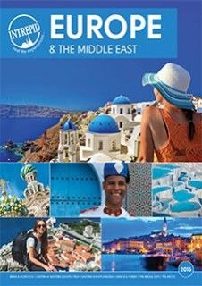 2016 Intrepid Travel Europe Brochure