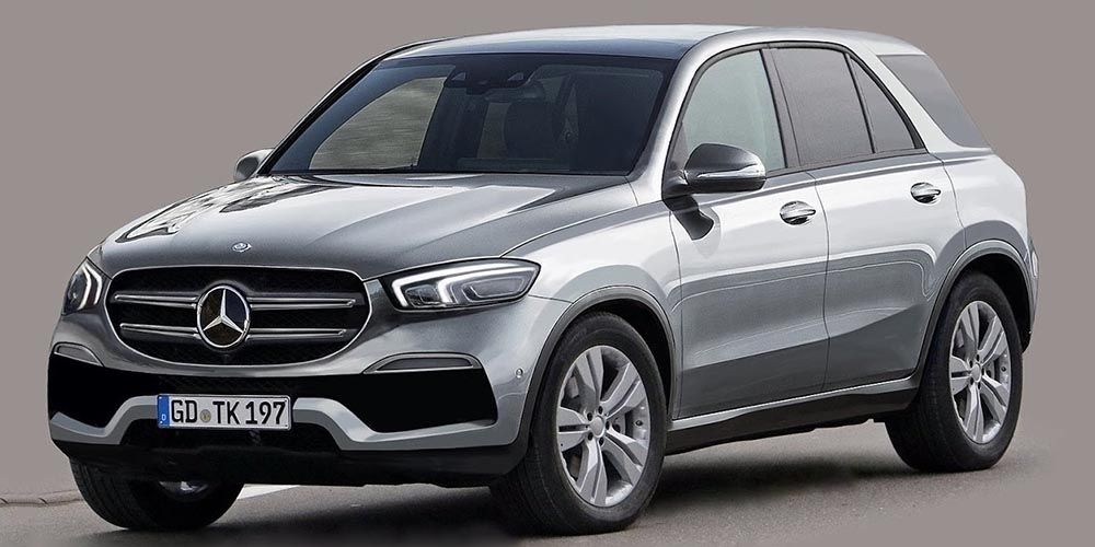 Is the 2019 mercedes benz gle the new luxury suv https for Mercedes benz suv models