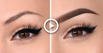 PERFECT EYEBROWS TUTORIAL | Everything You Need To Know #perfecteyebrows