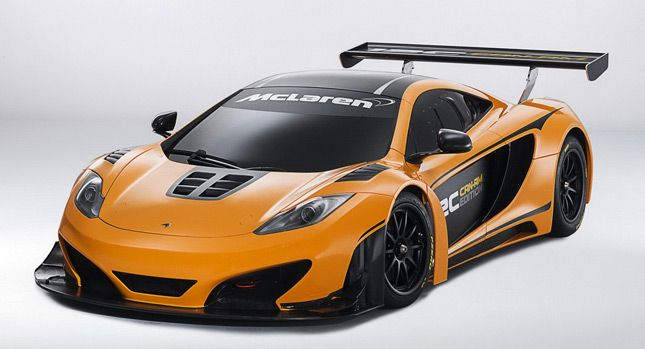 Mclaren Unleashes Limited Run 630hp Mp4 12c Can Am Gt Priced At
