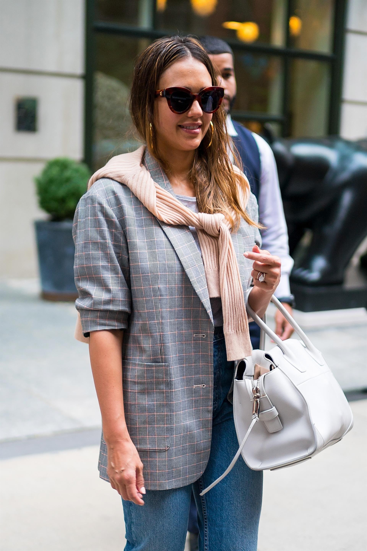 Buy Bag: Celebrity jessica albas proenza schouler pictures trends