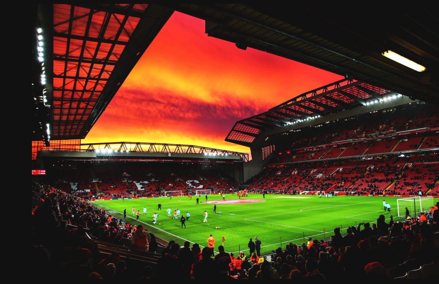 At the end of a storm there's a golden sky | Liverpool FC