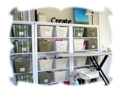 A Peek Inside My Sewing Room - DigiStitches