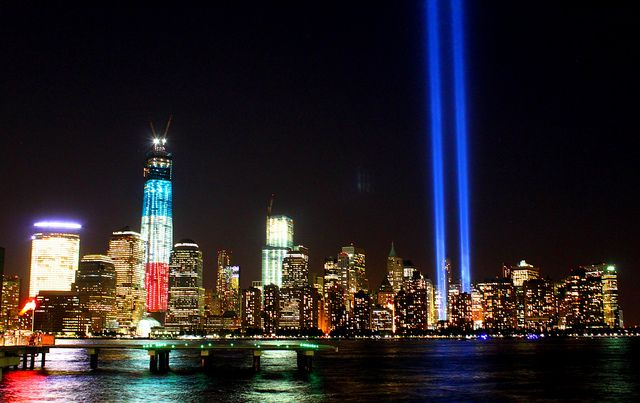9 Powerful World Trade Center Artifacts And Memorials On Display In NYC:  Tribute In Light Gallery