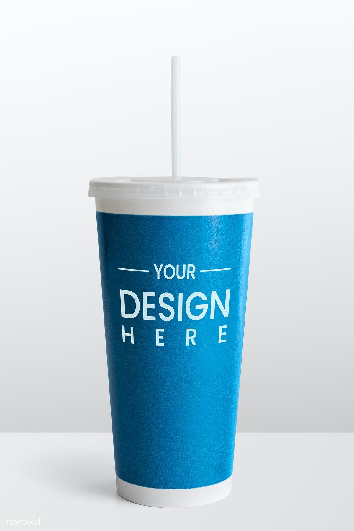 Animated Coffee Cup Mockup · Pinspiry
