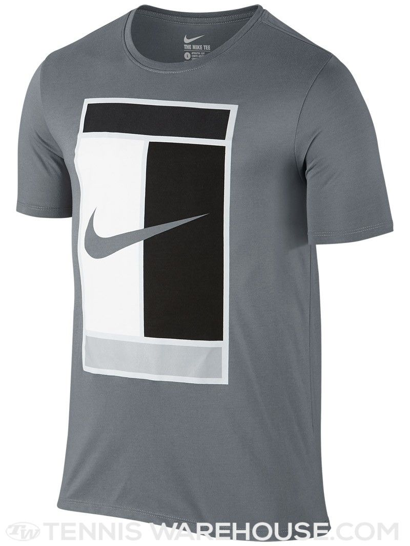 Nike Men S Spring Oz Court Logo T Shirt With Images T Shirt