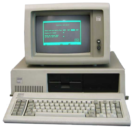 Old School Vs New School Computer Computer Generation Old Computers