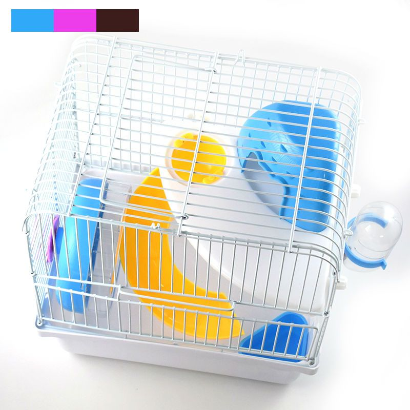new hot high quality plastic small rabbit house multi colored castle princess cage hamster cage - Multi Castle Ideas