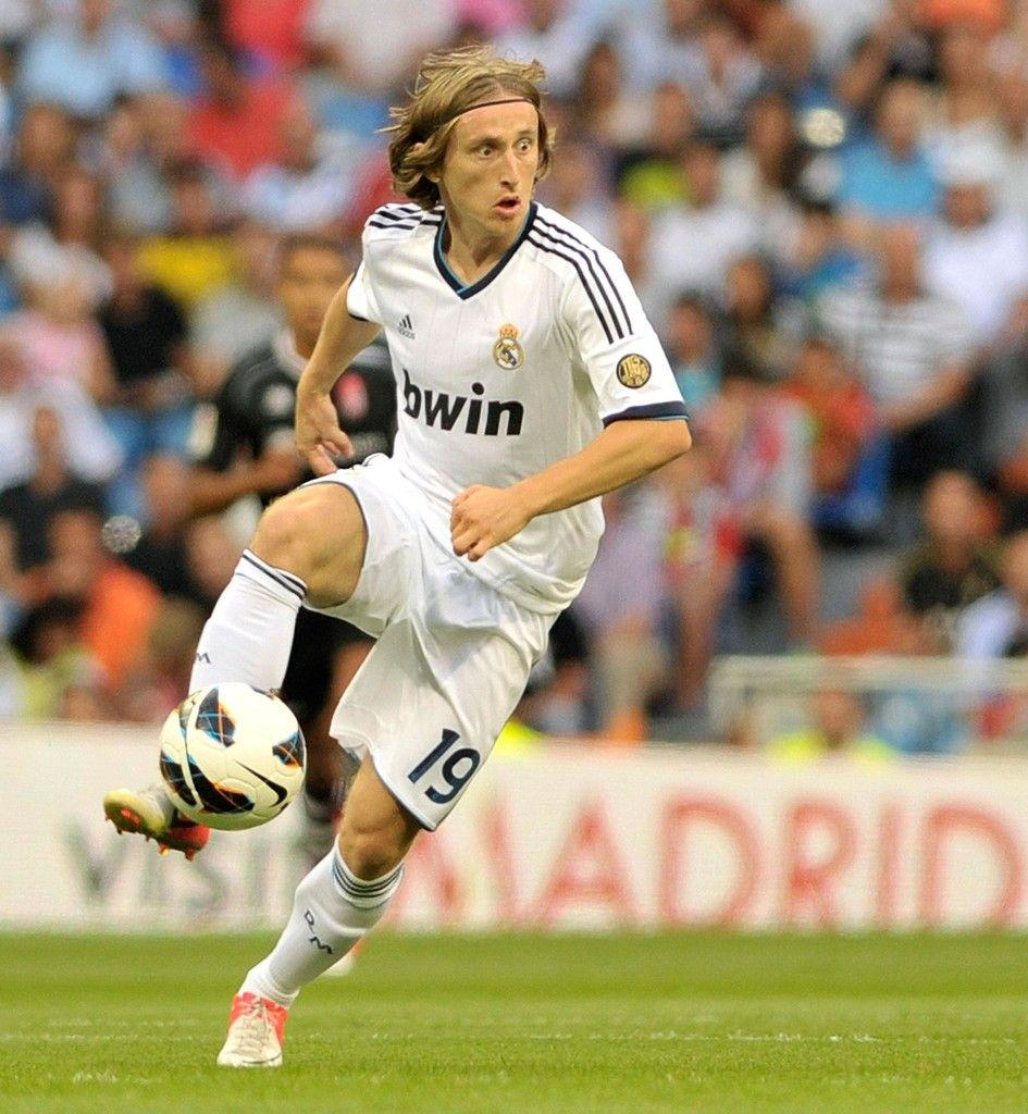 Luka Modric I want La Liga and Champions League double