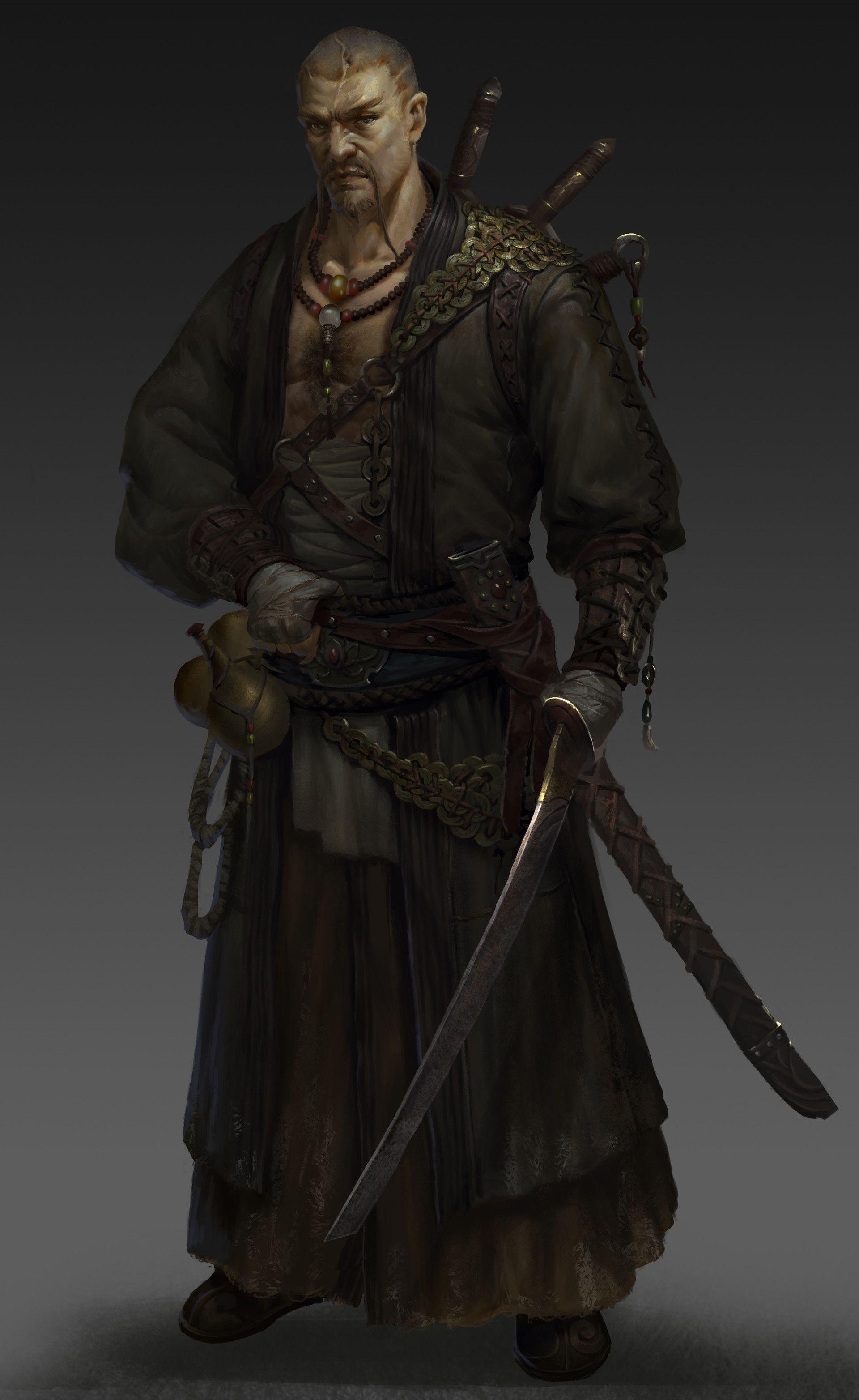 Samurai Elf D&D 5e - Imgur | Samurai art, Samurai artwork, Art