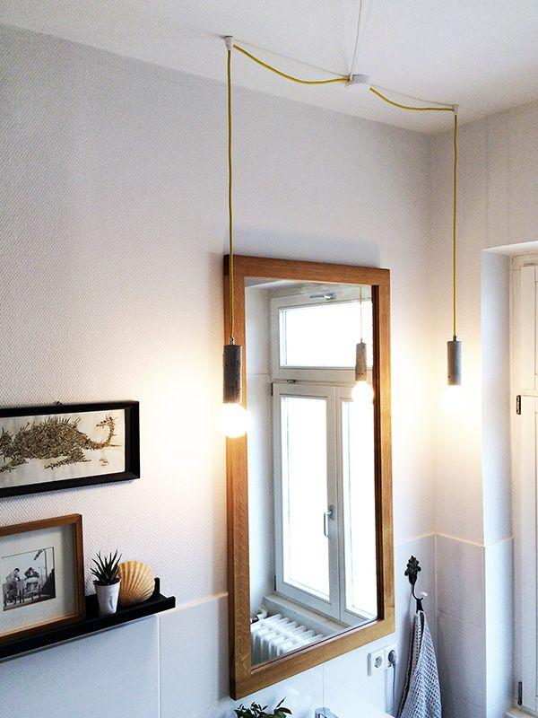 Jolg Tutorial Zwei Oder Mehrere Lampen An Einen Stromanschluss Anschliessen Jolg Lampen Bad Lampen Beleuchtungsideen