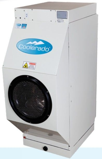 Indirect Evaporative Cooler : Coolerado indirect evaporative cooler