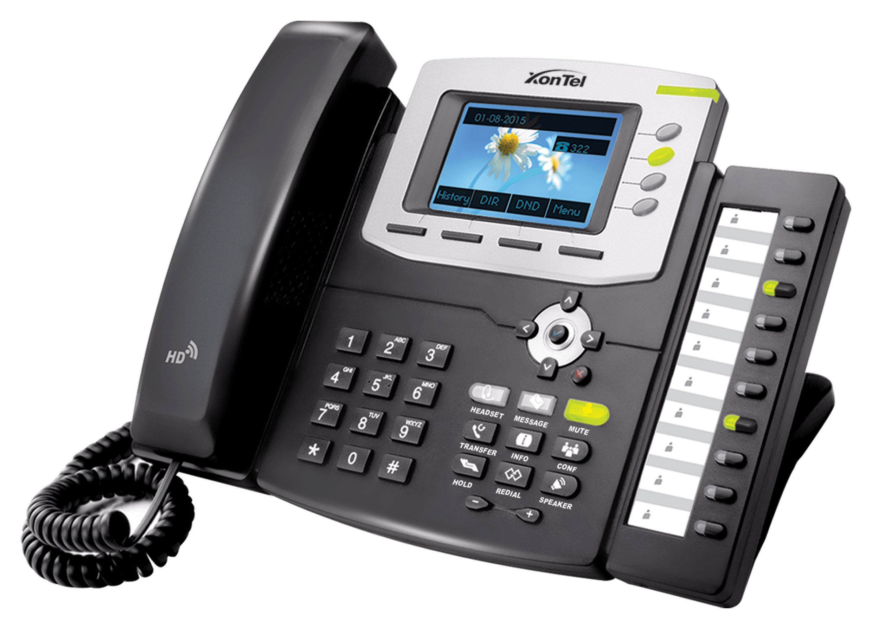 Xontel S23p Color Hd Ip Phon Xontel S23p Ipphone Office Phone Phone Corded Phone