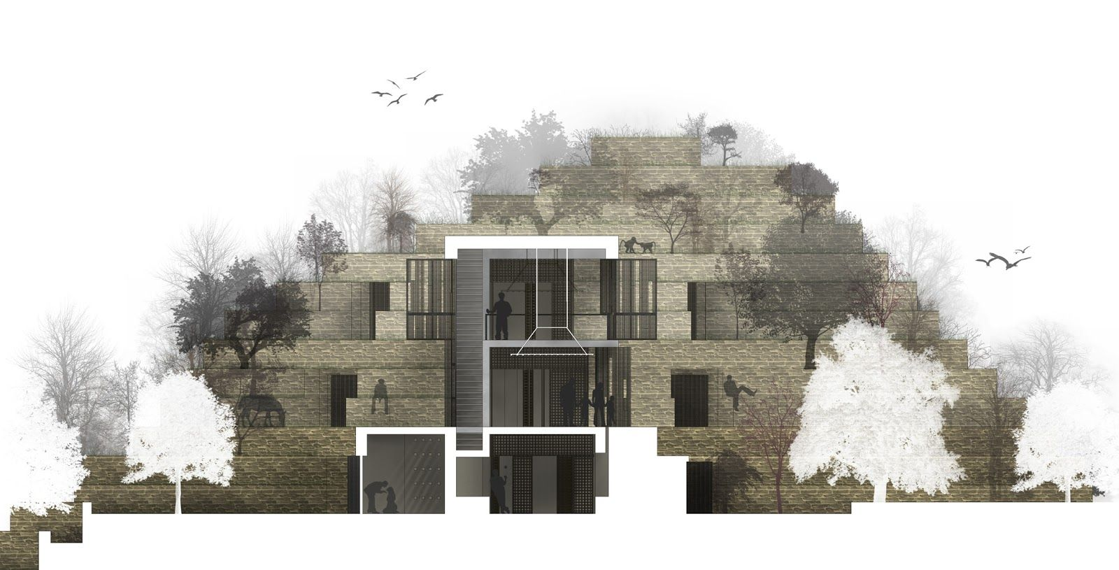 Lucy Smith Architectural CV Thesis Project Architecture bbbdfabfefedafb