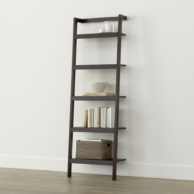 Organize Your Books With A Bookcase From Crate And Barrel Shop Variety Of Styles