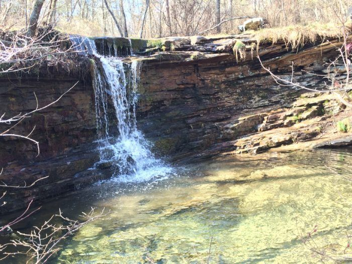 Magnificent Trails You Have To Hike In Alabama Before You Die - 10 waterfalls to see before you die
