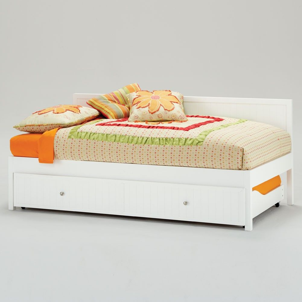 Daybed with pop up trundle ikea cody twin daybed and trundle  white cami walmart has cheaper