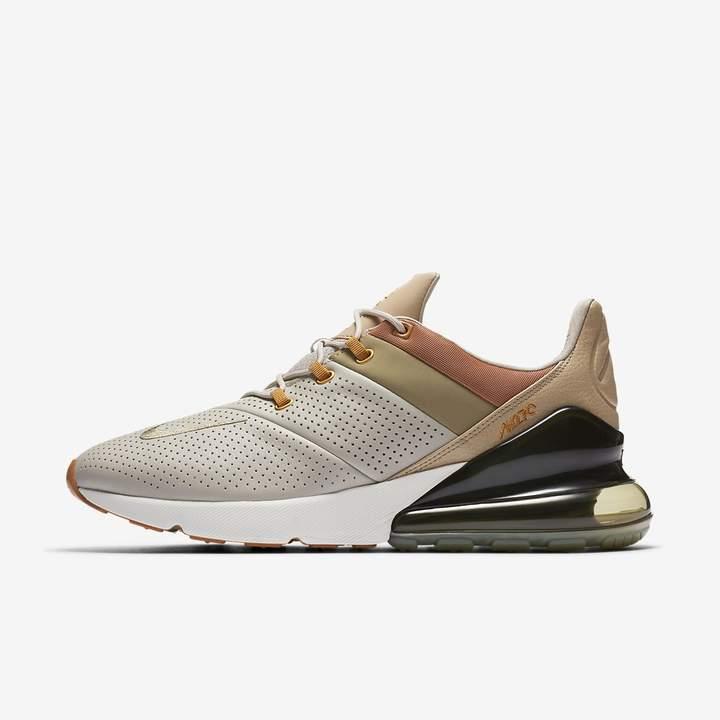 Zapatillas de deporte color crema Air Max 200 de Nike
