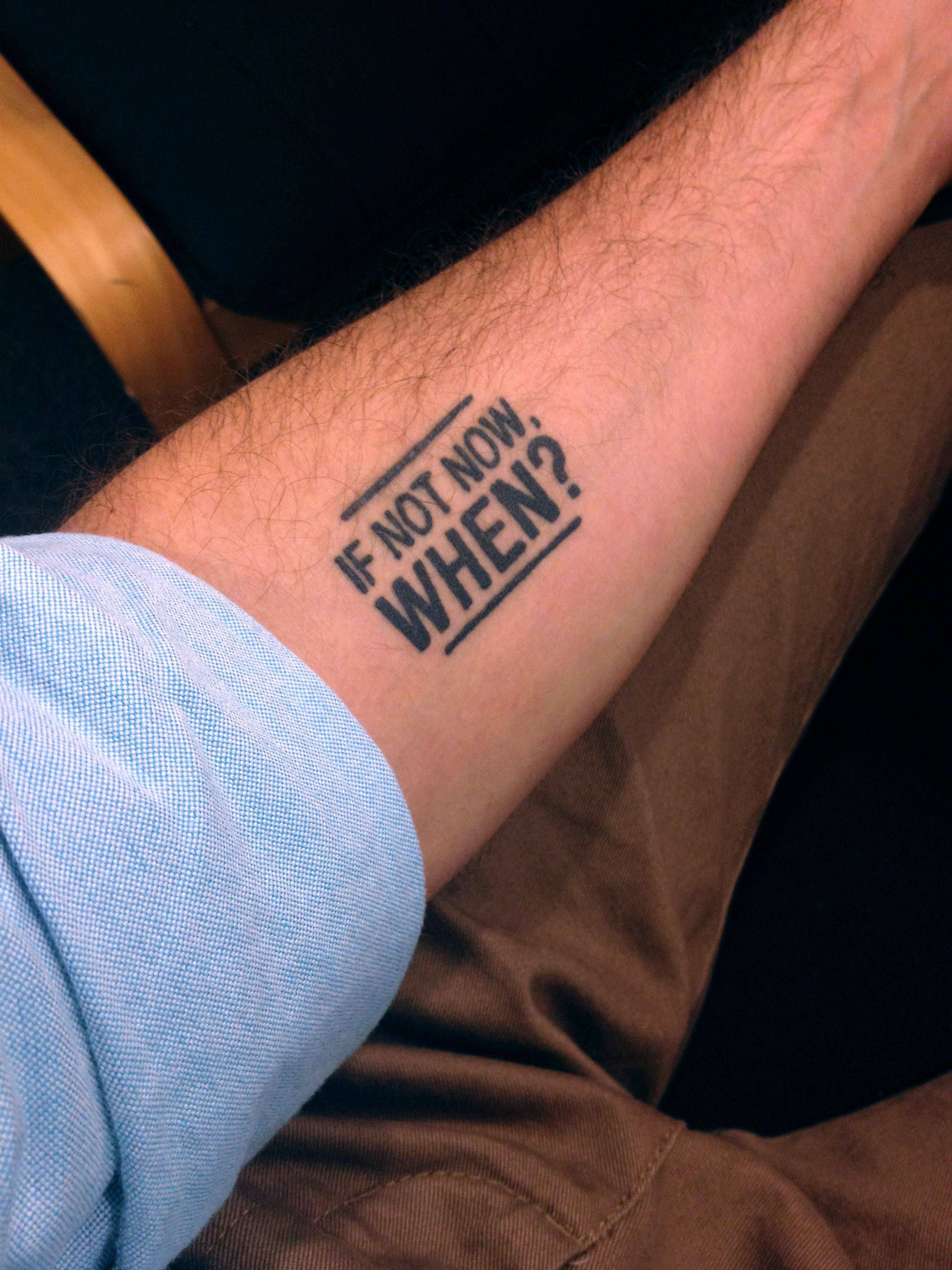 Motivational tattoo | Motivational tattoos Tattoos for ...