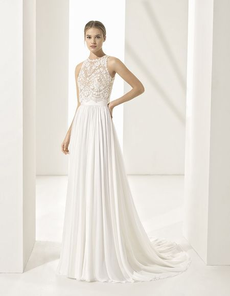 Photo of 65 Two-Piece Wedding Dresses: Find Your Perfect Match!
