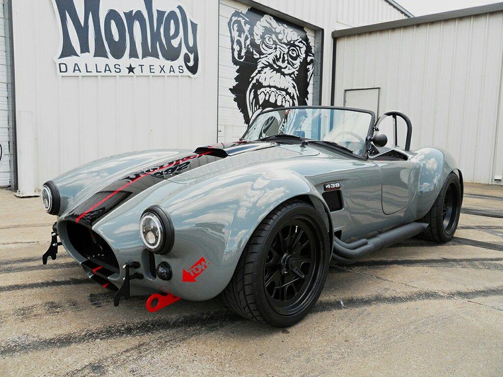 Gasmonkeygarage Shelby Cobra